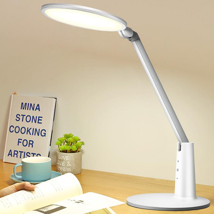 Đèn bàn làm việc / học tập thiết kế hiện đại sang trọng REB007