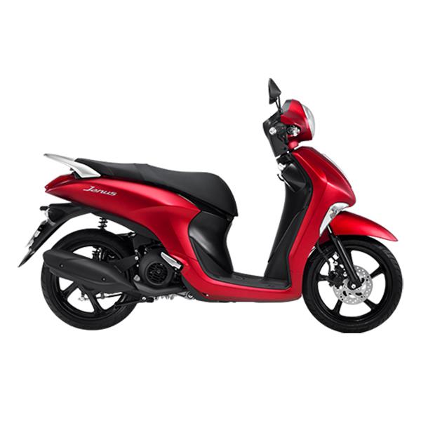 Xe Máy Yamaha Janus Bản Đặc Biệt - Đỏ nhám