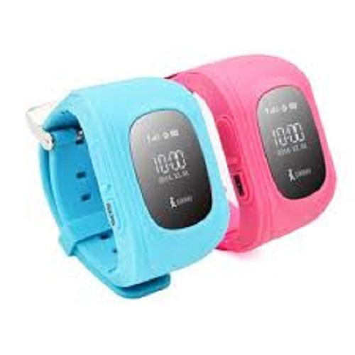 Đồng hồ định vị trẻ em Q50 LBS - Tặng vòng tay Ruby
