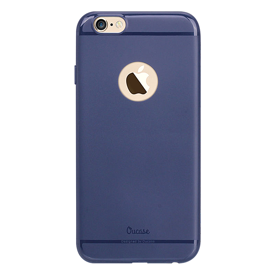 Ốp Lưng Dẻo iPhone 6 Plus / 6S Plus Vucase Lovely Fruit - Hàng Chính Hãng