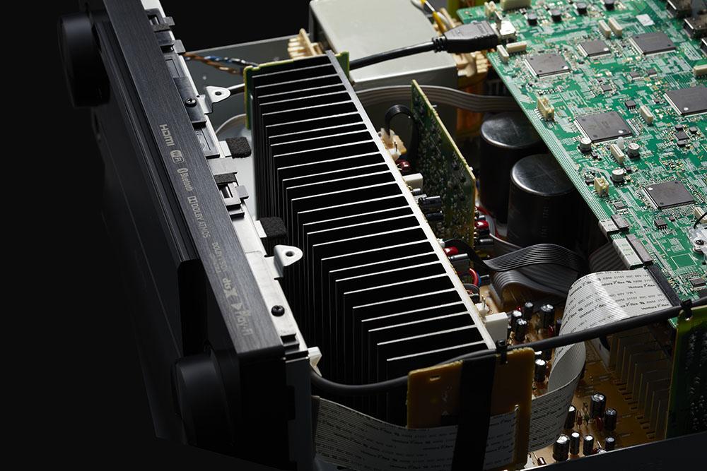 Amply PIONEER VSX-LX503 9.2 NETWORK AV RECEIVER - BLACK hàng chính hãng new 100%
