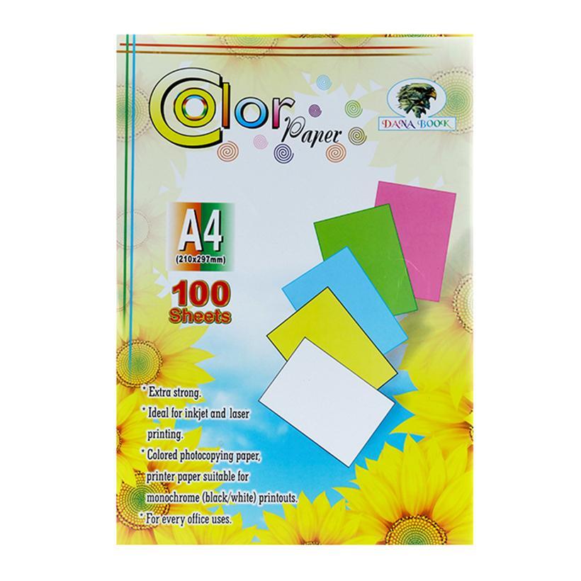Giấy Bìa Thái Hồng A4