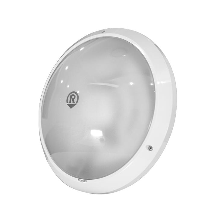 Đèn ốp trần LED Roman ELT7035 chao nhựa xuyên sáng chống lóa mỏi mắt, sử dụng chip LED Samsung 2835