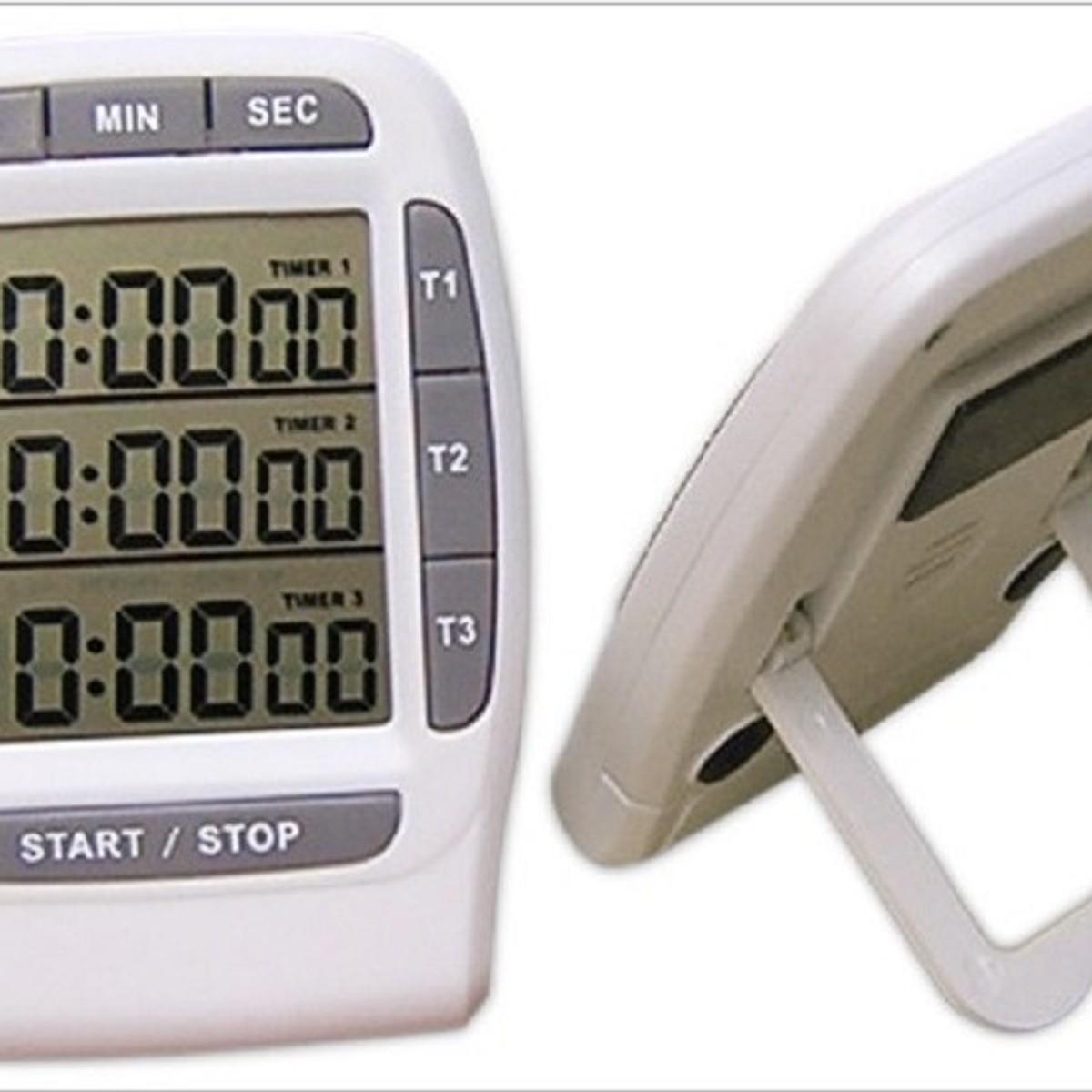 Đồng hồ đếm ngược Canino c1 cao cấp