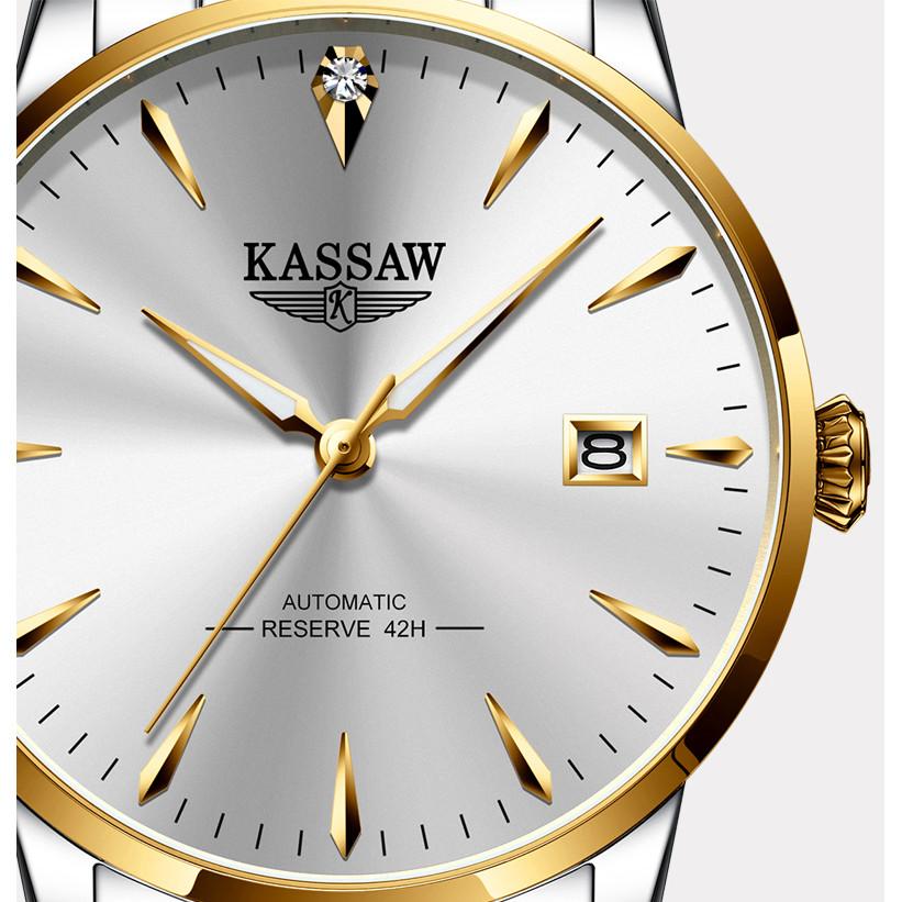 Đồng hồ nam chính hãng KASSAW K995-1