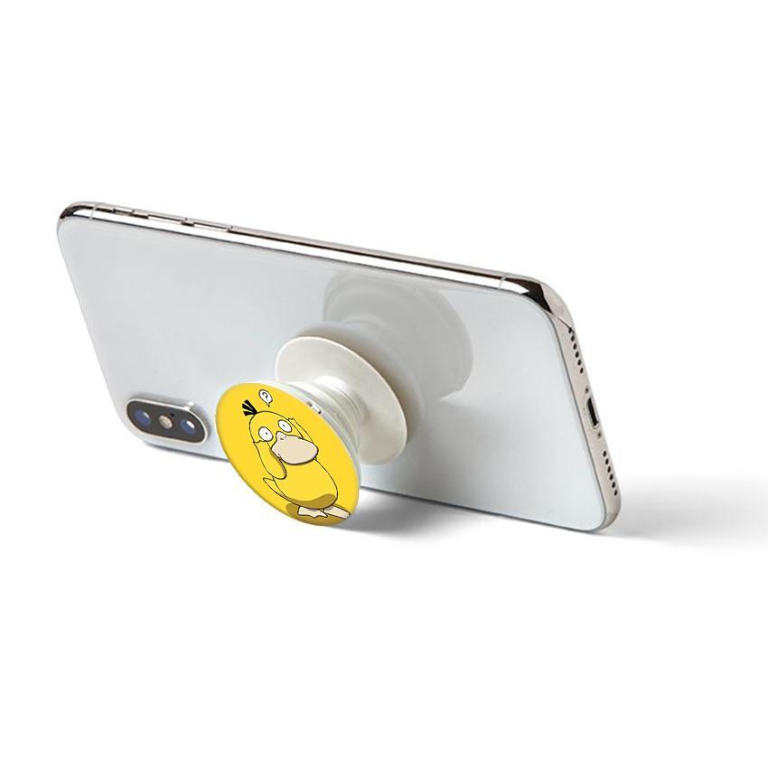 Gía đỡ điện thoại đa năng, tiện lợi - Popsocket - In hình PSYDUCK03 - Hàng Chính Hãng