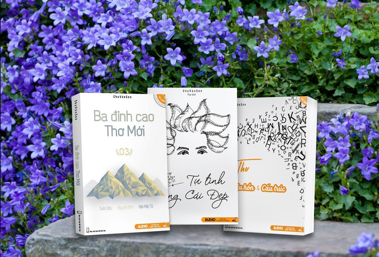 Ba đỉnh cao thơ mới (Xuân Diệu - Nguyễn Bính - Hàn Mặc Tử)