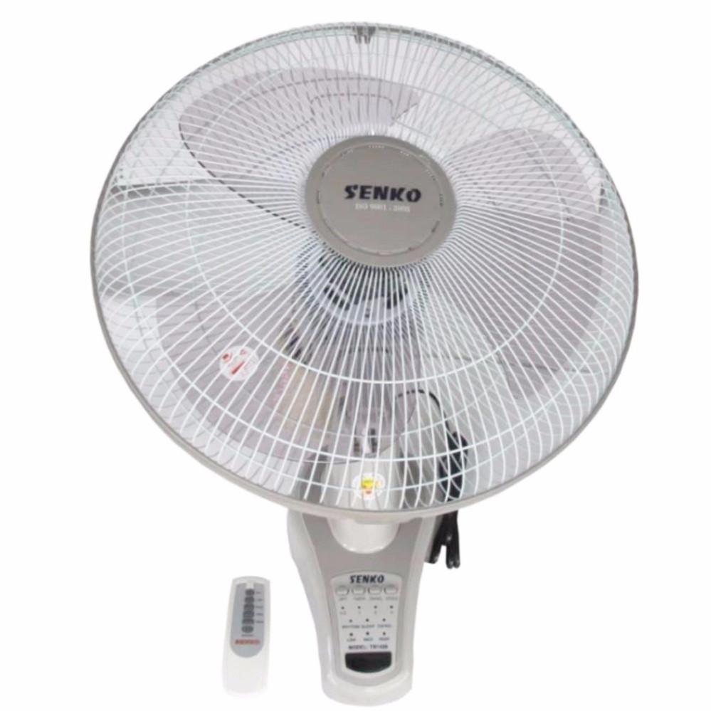 Quạt điện cao cấp Senko TR1683 điều khiển từ xa bằng Remote màu ngẫu nhiên - Hàng chính hãng