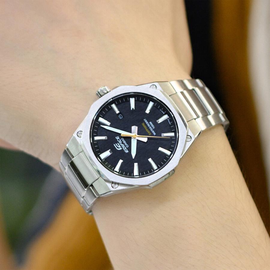 Đồng hồ nam dây kim loại Casio Edifice chính hãng EFR-S108D-1AVUDF