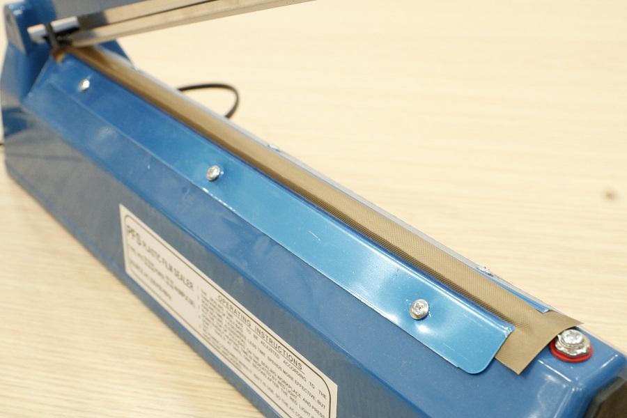 Máy hàn miệng túi nilon dập tay size 30cm K300
