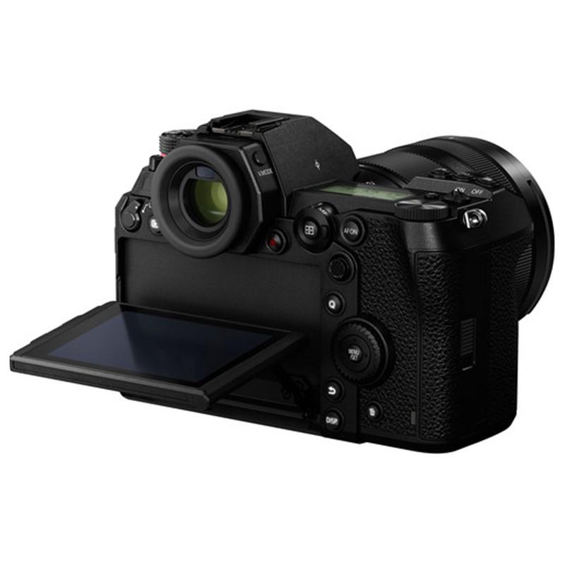Máy Ảnh Panasonic Lumix S1 + Kit Lumix 24-105m f/4 - Hàng Chính Hãng
