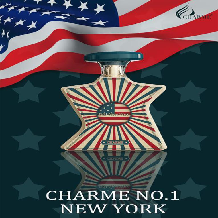 Nước Hoa Charme No.1 New York 100ml