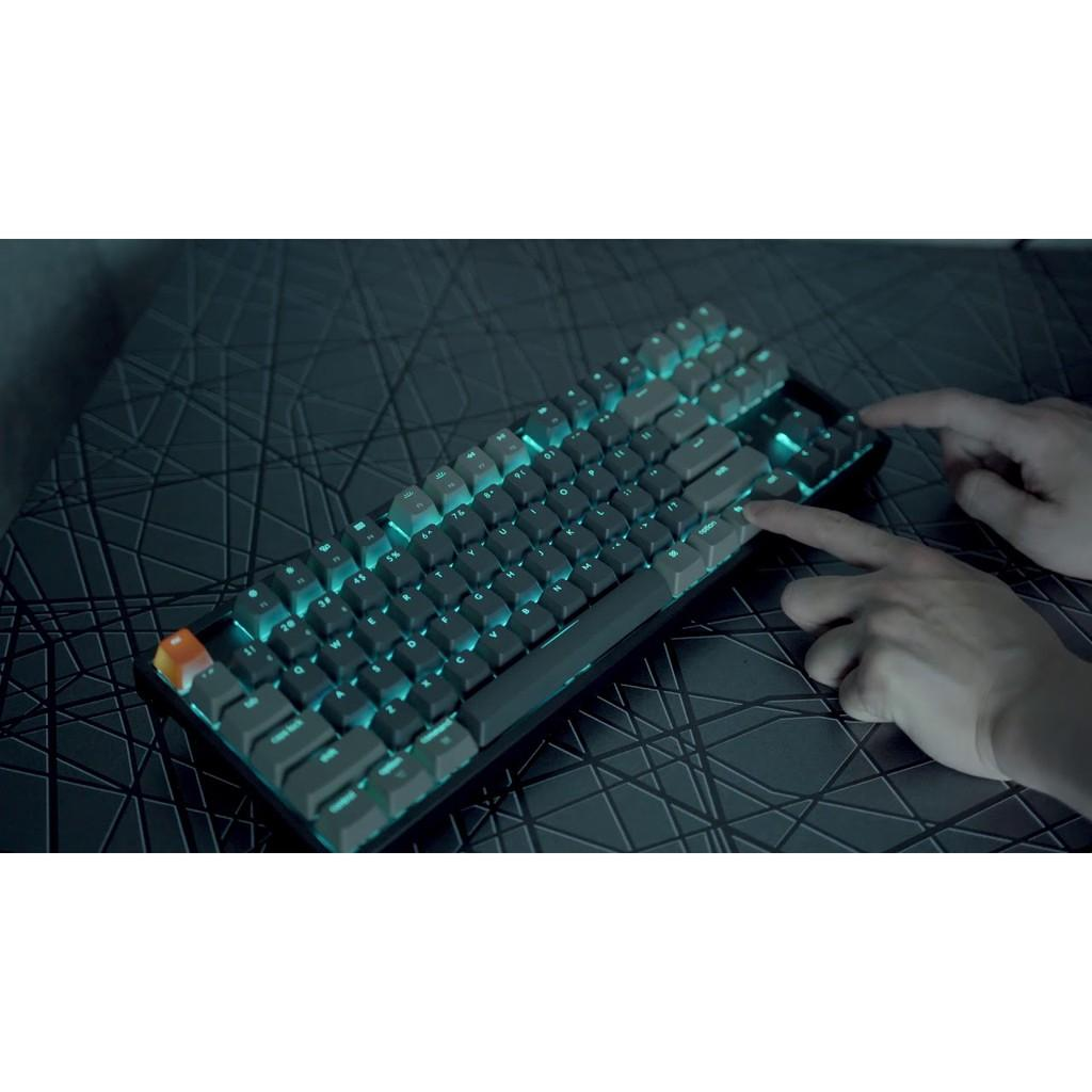 Keychron K8 - Bàn phím cơ Keychron K8 Bản nhựa- Hàng chính hãng