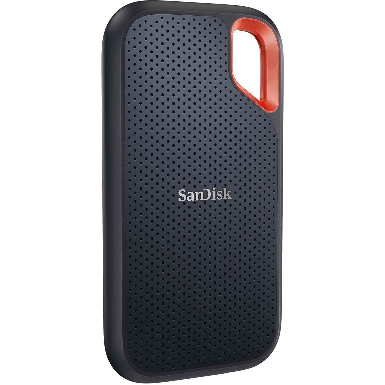 Ổ Cứng Di Động Gắn Ngoài SSD Sandisk Extreme Portable USB Type C Gen 2 - Hàng Chính Hãng