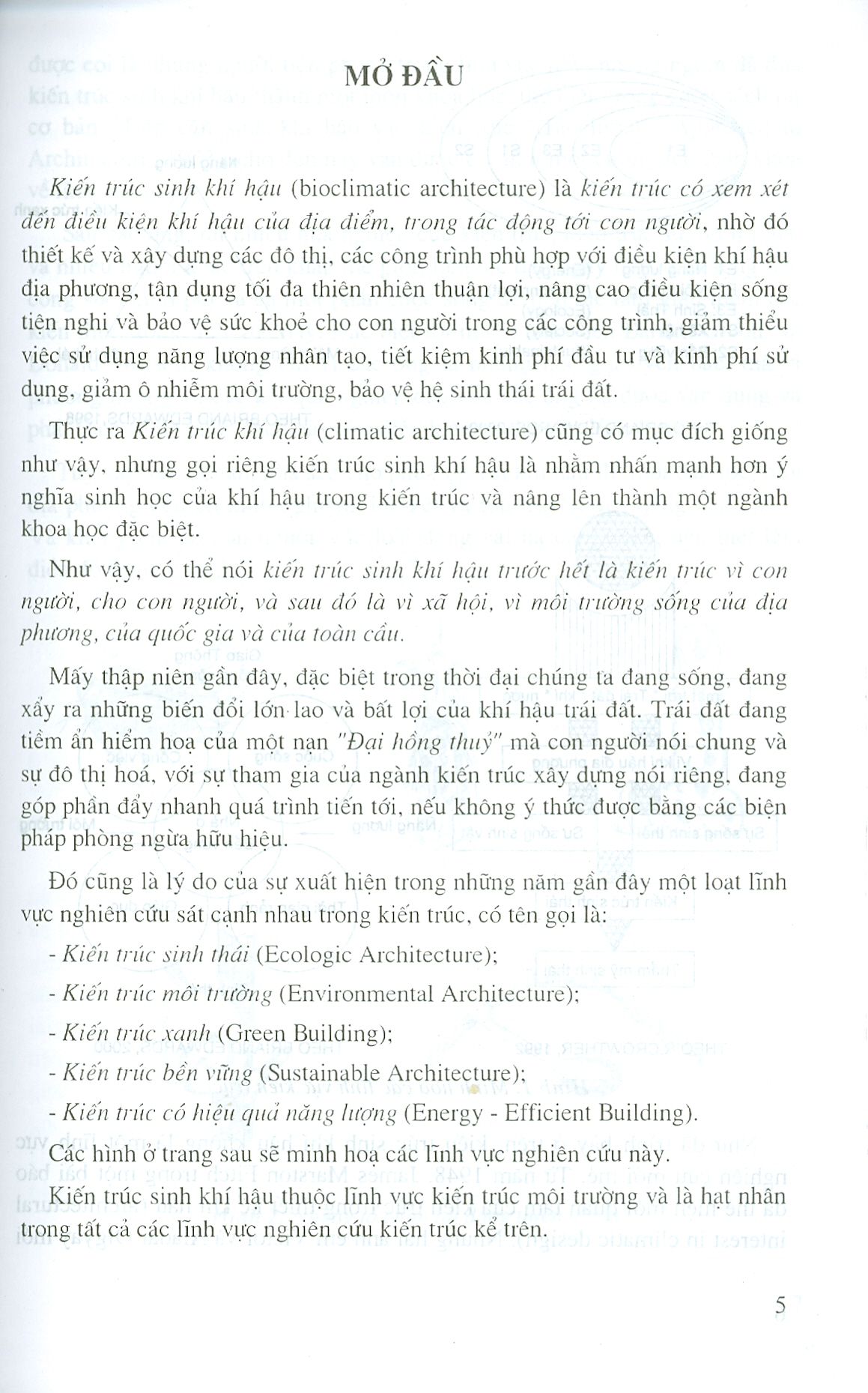 Kiến Trúc Sinh Khí Hậu - Thiết Kế Sinh Khí Hậu Trong Kiến Trúc Việt Nam