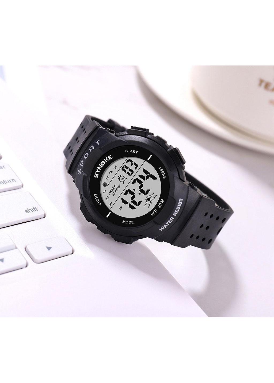 Đồng hồ điện tử đeo tay thể thao nam nữ Synoke 9617