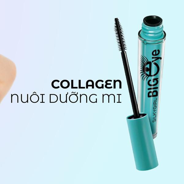 Mascara Silky Girl Làm Dài Và Cong Mi - Mascara Nhãn hiệu Silkygirl |  MuaDoTot.com