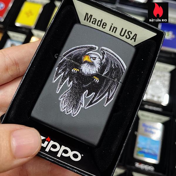 Bật Lửa Zippo 218 Eagle Design