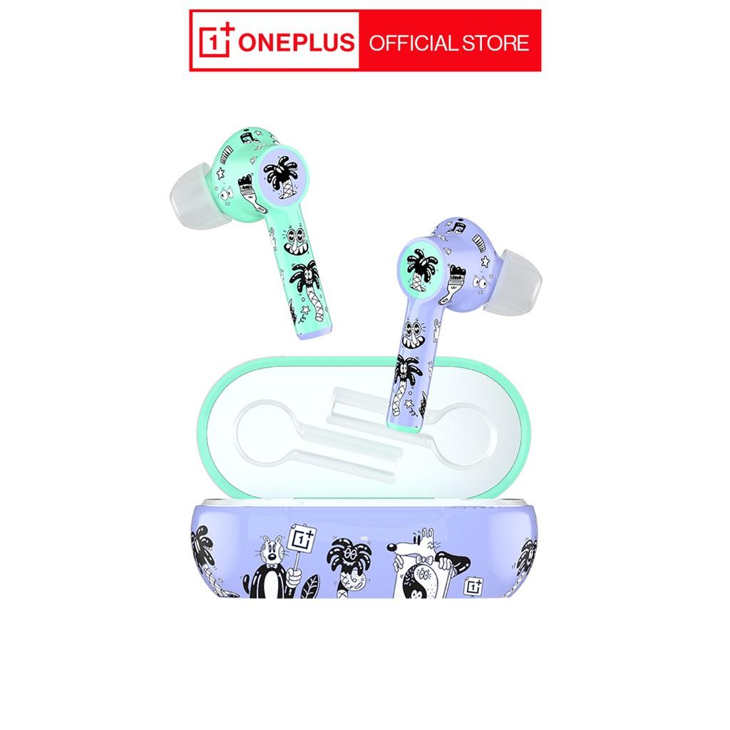 Tai nghe Oneplus Buds Z phiên bản Steven Harrington Edition - Hàng nhập khẩu USA
