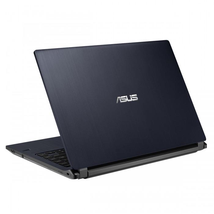 """Máy Tính Xách Tay ASUS PRO P1440FA-0601A8265U 14"""" FHD vi xử lí Intel i5-8265U Ram 4GB ổ cứng ssd 256GB SSD đổ họa tích hợp UHD 620 (xám) 1.6 kg Hàng chính hãng (Laptop)"""
