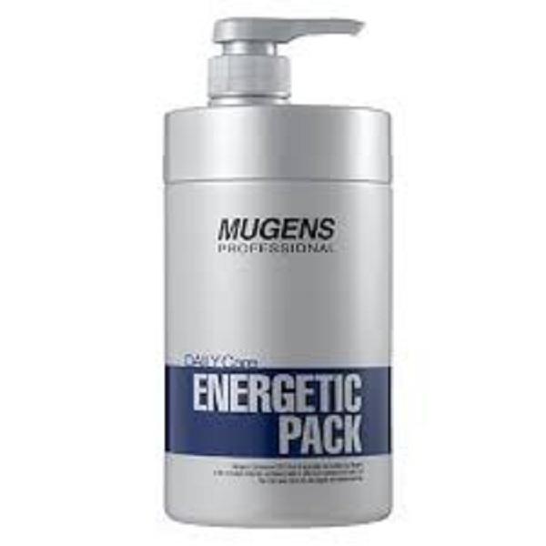 Hấp thảo dược phục hồi tóc hư chuyên sâu (Hàn Quốc) mugens energetic pack  1000g