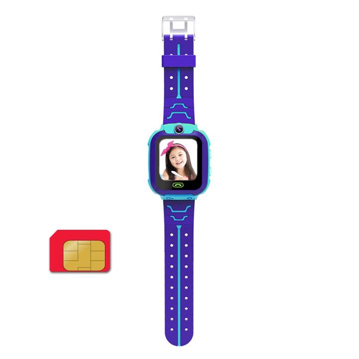 Đồng hồ thông minh dùng sim viettel tặng kèm sim 4G