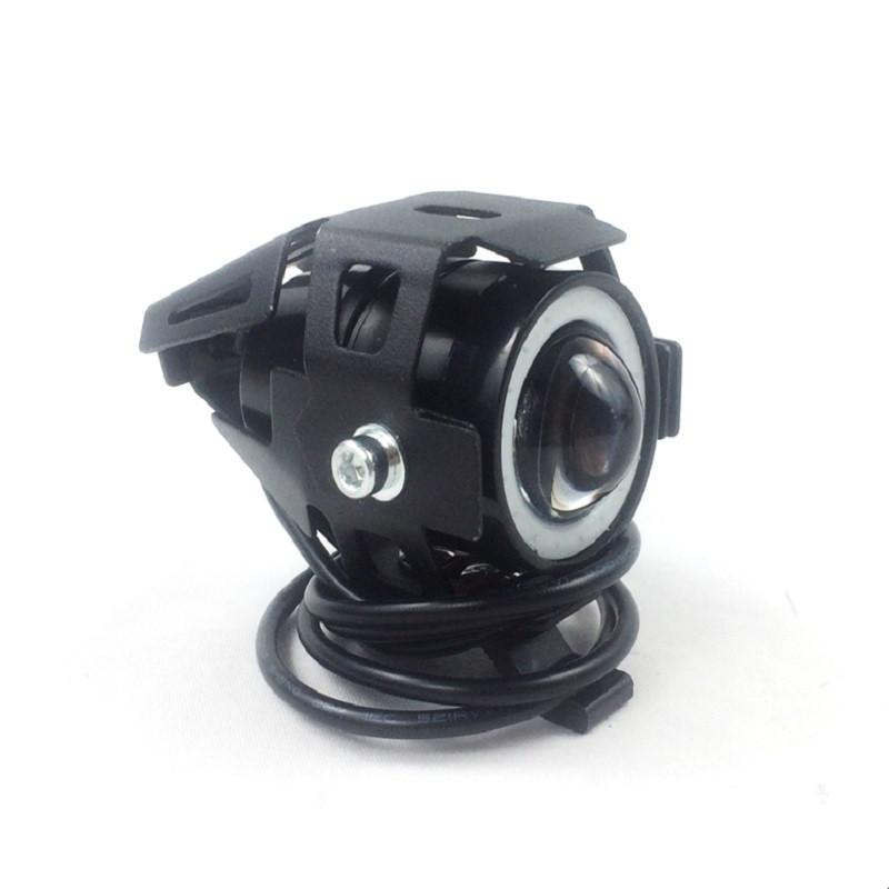 Đèn LED trợ sáng U7 mini phá sáng dành cho mô tô xe máy GreenNetworks
