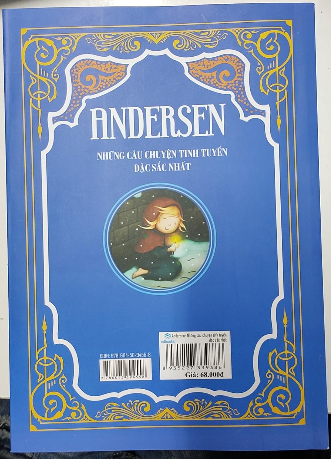 Andersen - những câu chuyện tinh tuyển đặc sắc