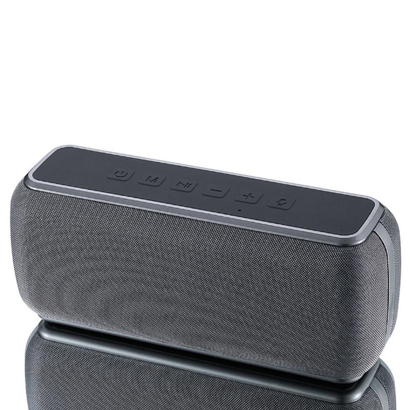 Loa Bluetooth Không Dây 60W Công Suất Lớn TWS Chống Nước IPX5 Sạc Nhanh Type C Pin 6.600mAh PKCB - Hàng Chính Hãng