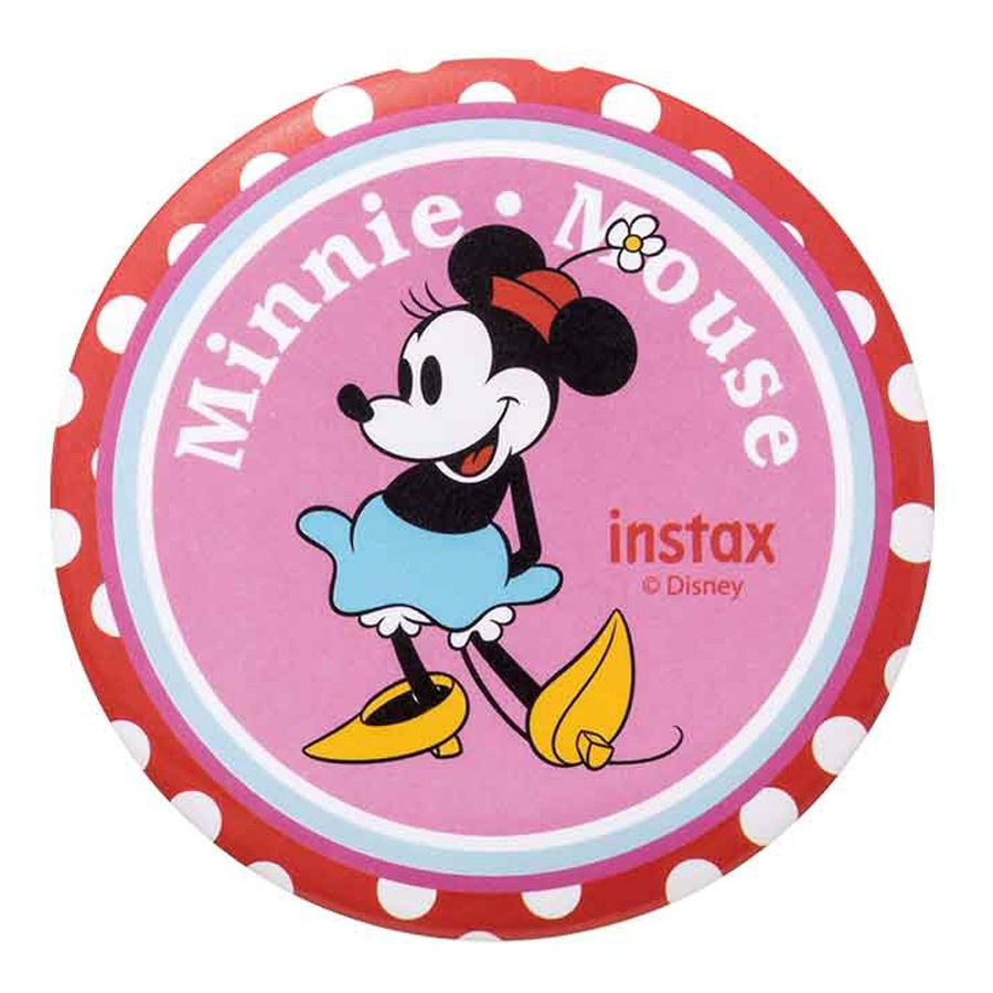 Máy Ảnh Lấy Liền Fujifilm Instax Mini 9 Mickey Mouse - Hàng Chính Hãng