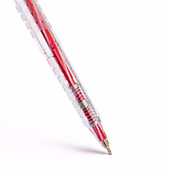 Bút Bi TL-089 - Mực Đỏ