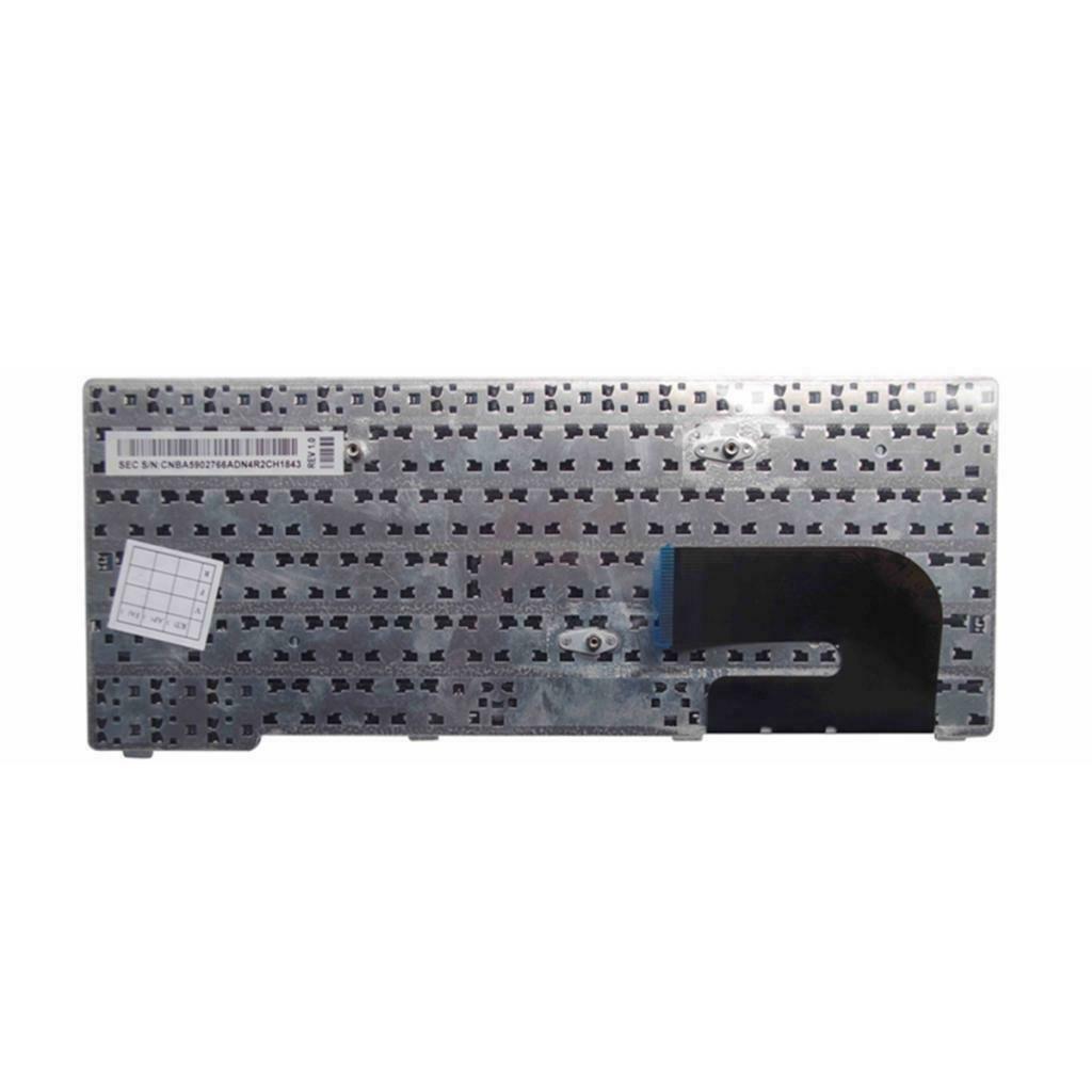 Bàn Phím Dành Cho Laptop Samsung N100 N101 N108 N128 N140 N143 N145 N148 N150 N158 NB20 NB30 (Đen)