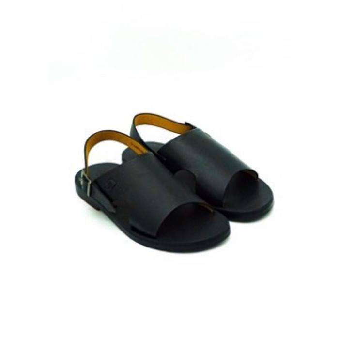 Sandal nam cao cấp Pierre Cardin PCMFWLE136BLK