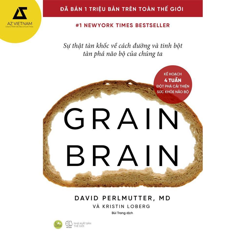 Sách - Grain Brain (Bìa mềm)