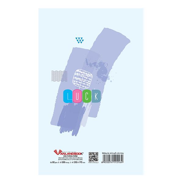 Lốc 5 Cuốn Tập Sinh Viên 200 Trang ĐL 60 gsm - Những Câu Nói Truyền Cảm Hứng (Giao Mẫu Ngẫu Nhiên)