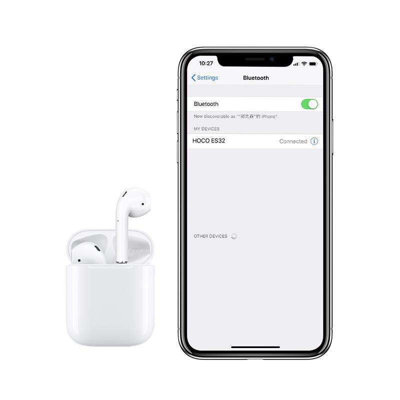 Tai Nghe  Bluetooth True Wireless Hoco ES32 - Hàng Chính Hãng