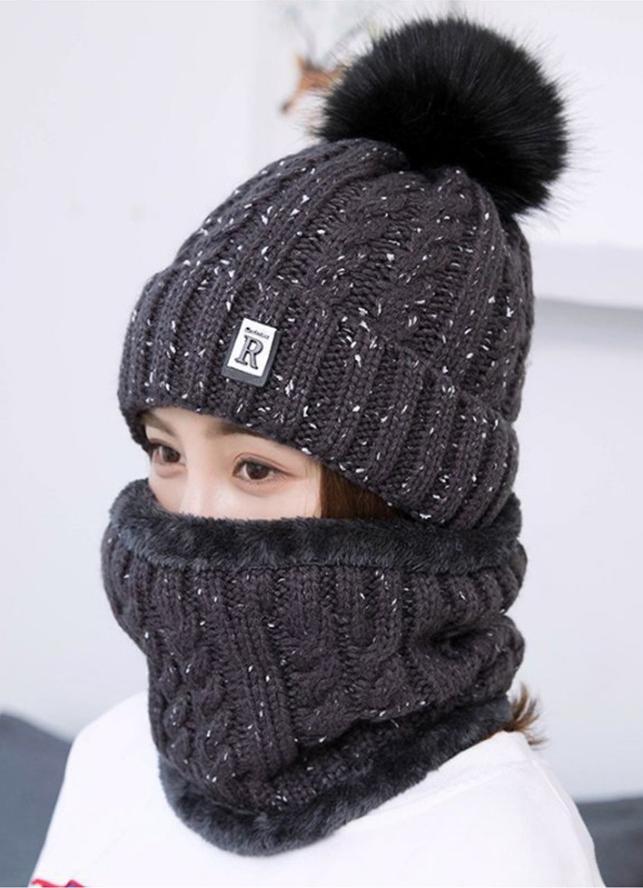Mũ len nữ kèm khăn lót nỉ siêu ấm phong cách Hàn Quốc - Ghi - 24134130 , 2762806822900 , 62_8339136 , 250000 , Mu-len-nu-kem-khan-lot-ni-sieu-am-phong-cach-Han-Quoc-Ghi-62_8339136 , tiki.vn , Mũ len nữ kèm khăn lót nỉ siêu ấm phong cách Hàn Quốc - Ghi