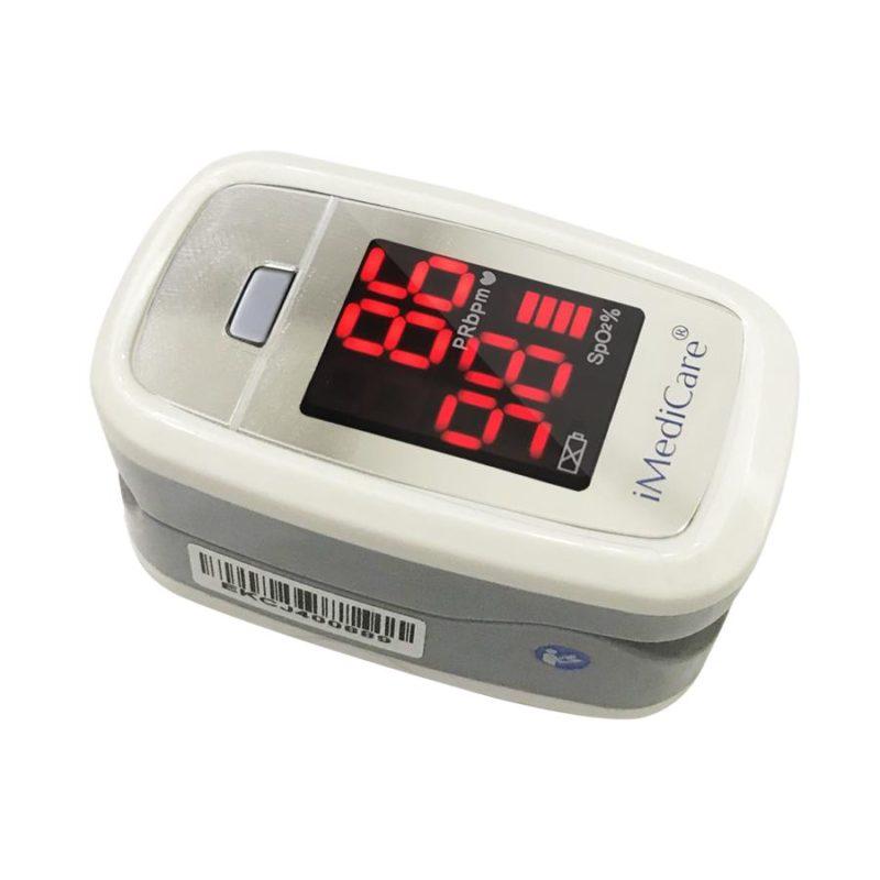 Máy đo nồng độ oxy trong máu và nhịp tim iMediCare iOM-A3 NEW