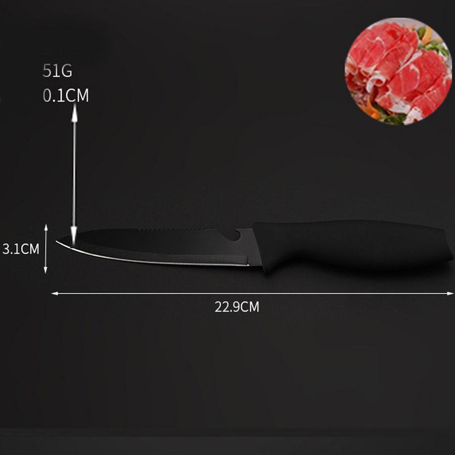Bộ dao nhà bếp- Bộ 5 món- Dao sắc bén - Chuyên nghiệp cao cấp