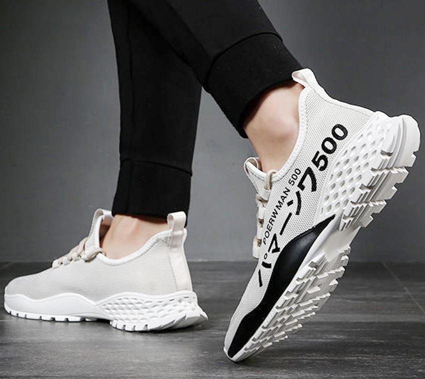 Giầy thể thao nam,giầy sneaker nam 500 TNX 18