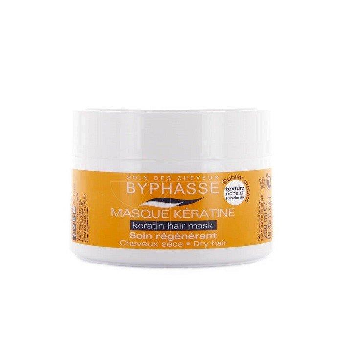 Kem ủ tóc Byphasse Masque Keratine 250ml
