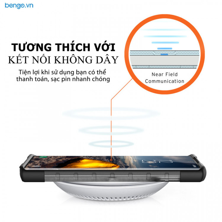Ốp lưng Samsung Galaxy Note 10 Plus UAG Plasma Series