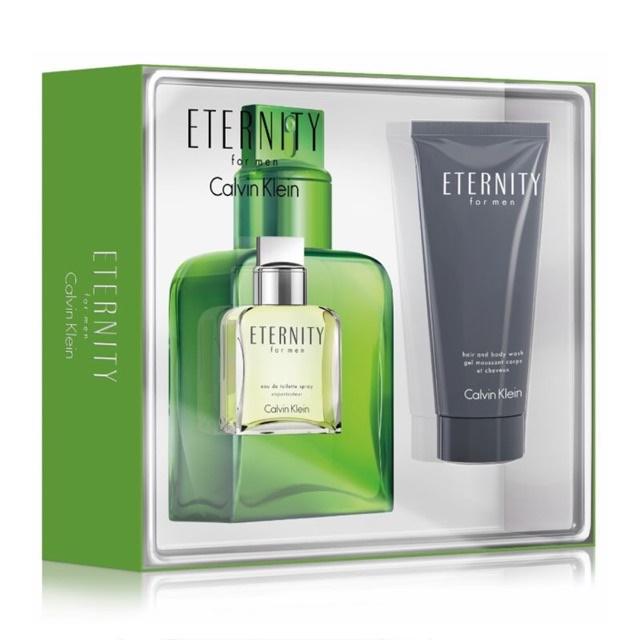 Set nước hoa nam Calvin Klein Eternity Men Eau de Toilette 30ml