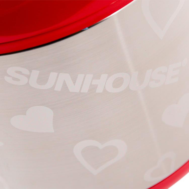 Nồi Cơm Điện Nắp Gài Sunhouse SH18S (1.8 Lít) - Hàng Chính Hãng