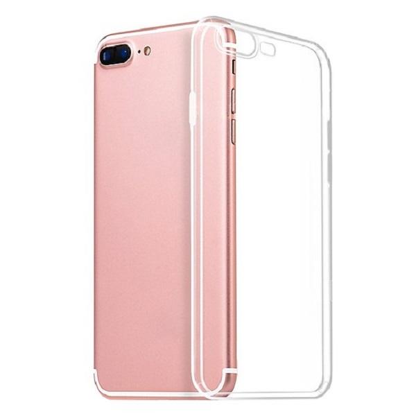 Ốp Lưng Silicon Trong Suốt VU Dành Cho Iphone - Iphone 6 Plus