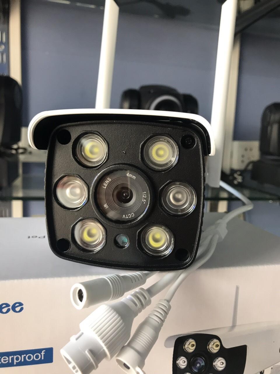 Camera IP Yoosee ngoài trời độ phân giản 2.0Mpx - FullHD 1080P đàm thoại 2 chiều