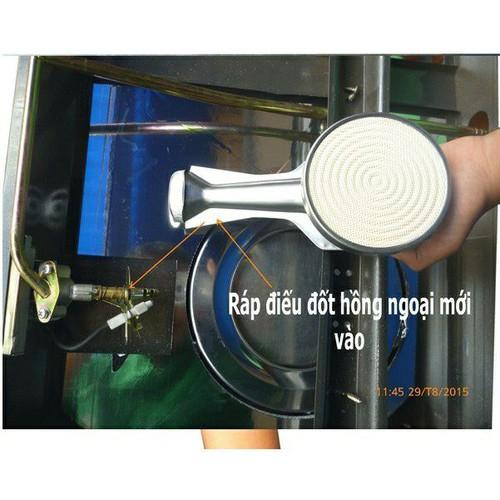 Họng Điếu Gốm Hồng Ngoại Dùng Cho Bếp Ga( Bếp Kính , INOX, Đơn )