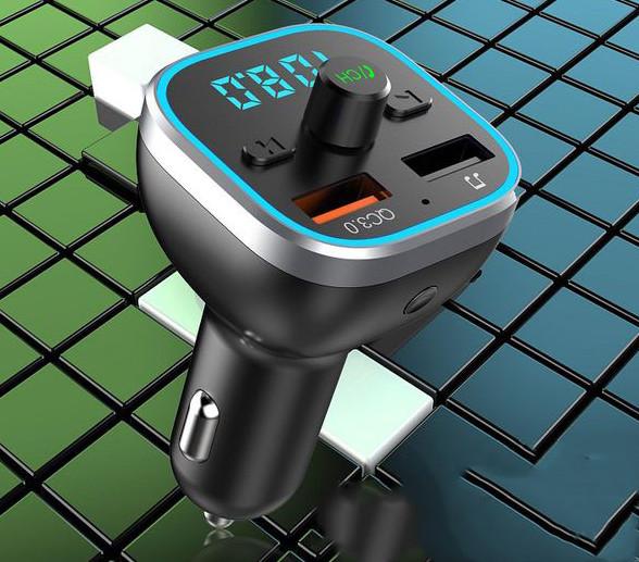 Tẩu Sạc Bluetooth Earldom M44 hàng chính hãng