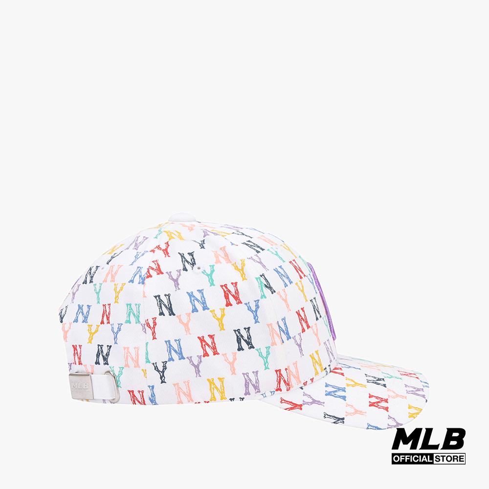 MLB - Nón bóng chày Rainbow Monogram 32CPFM111-50W