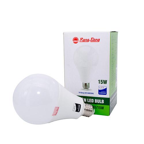 Combo 3 Bóng Đèn LED Bulb 15W Model: A80N1 15W